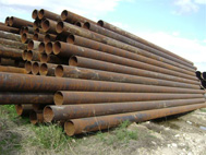Used Steel Pipe: Structural & Surplus Used Pipe Products
