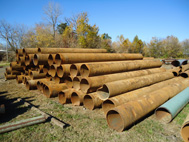 Sluice Pipe | Culvert Pipe for Road Drainage