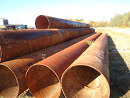 Sluice Pipe and Culvert Pipe | Structural Steel Pipe