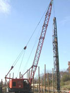 Steel Pipe Piling for Building, Road, & Bridge Construction